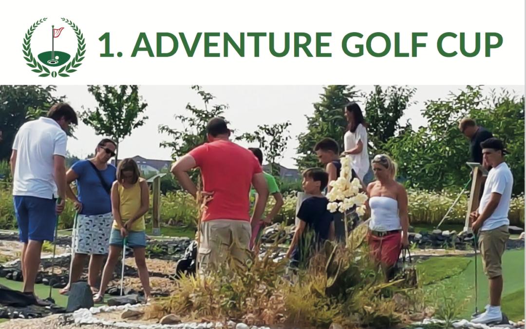 1. Zülpicher Adventure Golf Turnier